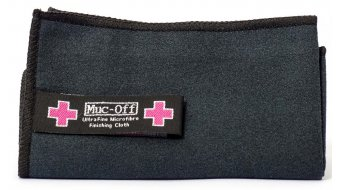 Muc-Off Premium Microfaserkendő sisakhoz és Visier