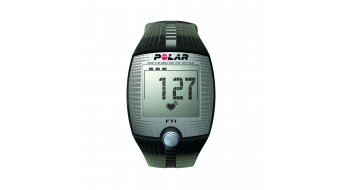 Polar FT1 training scomputer transparent black