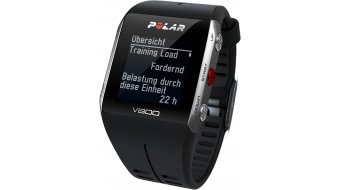 Polar V800 GPS-Multisportwatch black