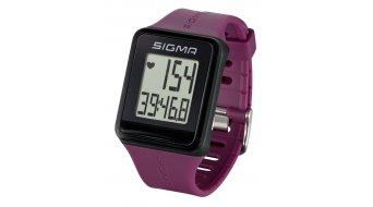 Sigma Sport ID.GO Sportuhr plum