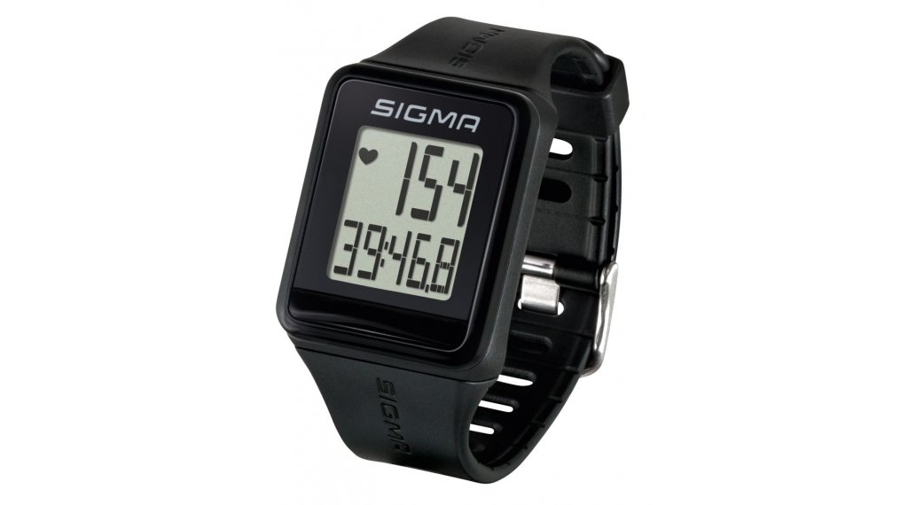 Sigma Sport ID.GO Sportuhr black
