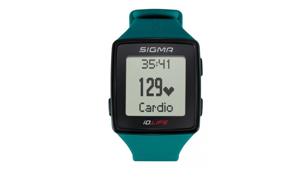 Sigma Sport ID.Life Sportuhr pine verde