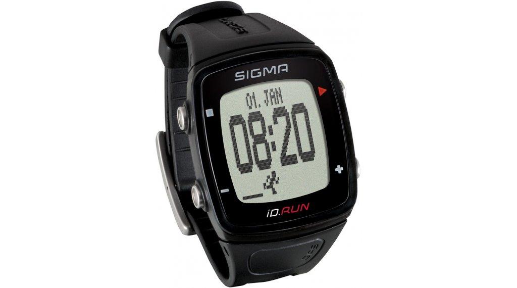 Sigma Sport ID.Run GPS Sportuhr black