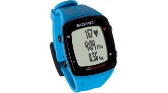 Sigma Sport ID.Run rueda trasera GPS Sportuhr pacific azul
