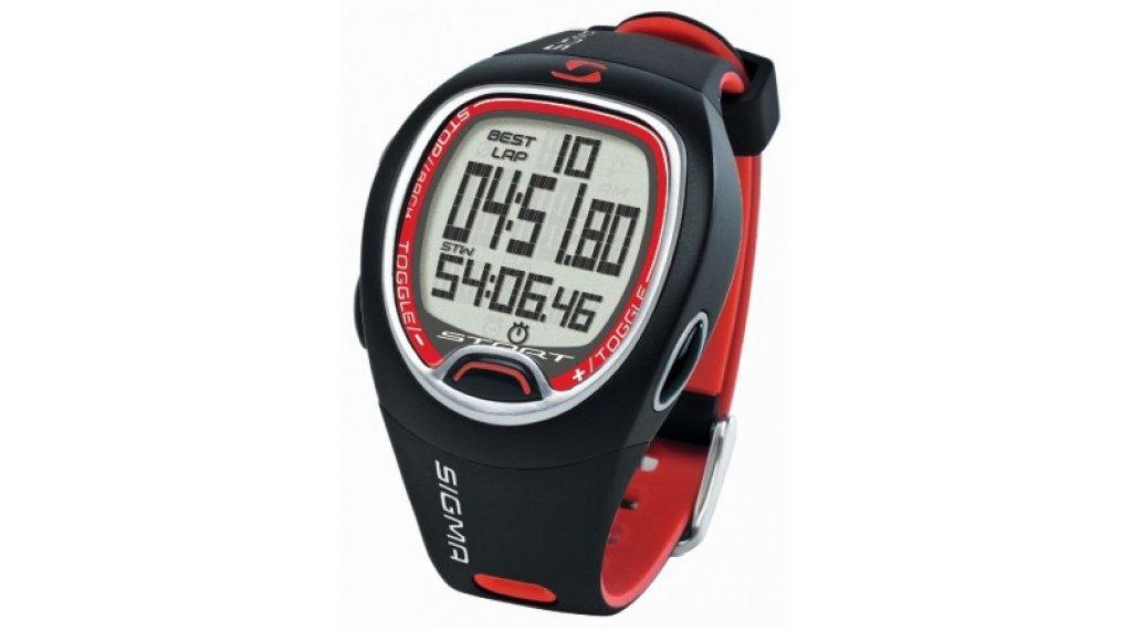 Sigma Sport SC 6.12 Stoppuhr black/red