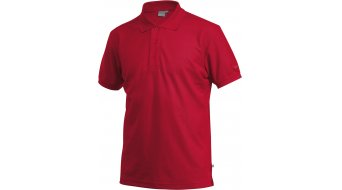 Craft Pique Classic Poloshirt manica corta da uomo mis. M bright red