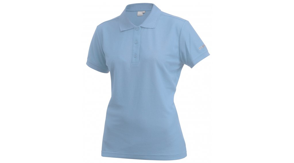 Craft Pique Classic Poloshirt 短袖 女士 型号 XS aqua