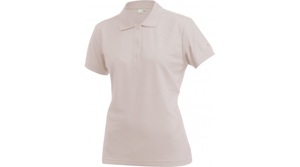 Craft Women Classic Pique Polo 短袖 型号 L powder