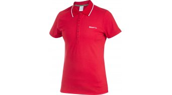Craft In-The-Zone Pique Poloshirt kurzarm Damen