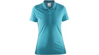 Craft in-The-Zone Pique Poloshirt manica corta da donna mis. XS drop