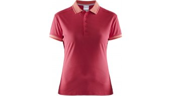 Craft Noble Pique Polo da donna-Poloshirt manica corta . M
