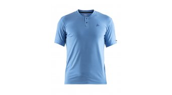 Craft Ride Polo tempolibero-Shirt Poloshirt da uomo manica corta mis. M bosc- Sample