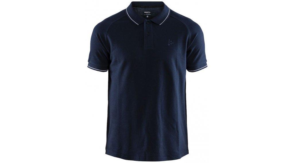 Craft Ride Poloshirt 短袖 男士 型号 XS blaze
