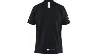 Craft Team Sunweb Polo shirt korte mouw heren maat S black