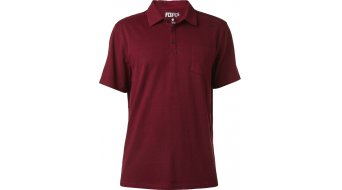 Fox Legacy Poloshirt kurzarm Herren heather