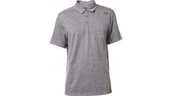 FOX Legacy Polo shirt short sleeve men heather