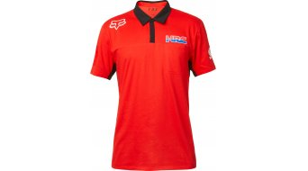 Fox HRC Airline Polo-Shirt kurzarm Herren red
