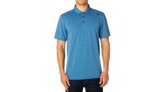 FOX Rookie Polo-triko krátký rukáv pánské velikost L heather blue