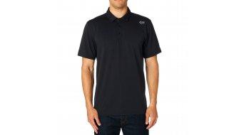 FOX Rookie Polo-triko krátký rukáv pánské velikost S black