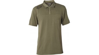 Fox Redplate 360 Tech Polo-Shirt kurzarm Herren fatigue green