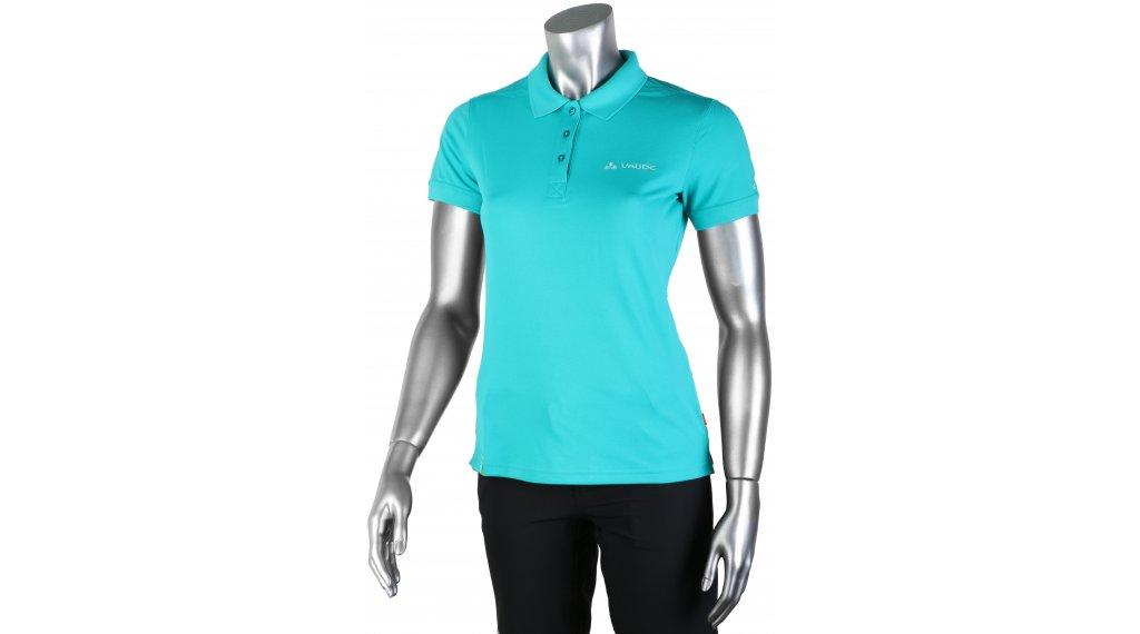 VAUDE Marwick II Дамска тениска с поло яка, размер 38 reef