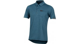 Pearl Izumi Versa Polo Polo short sleeve men teal