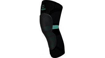 Amplifi MKX knee protector black/turquoise