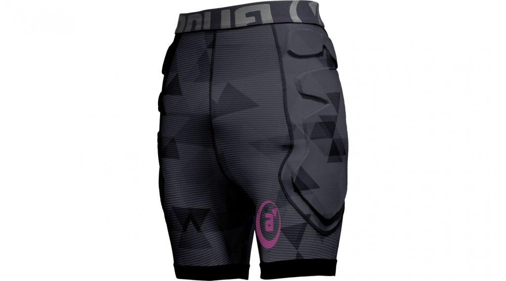 Amplifi Cortex Polymer Pant 骑行保护裤 短 女士 型号 L black rose 款型 2019