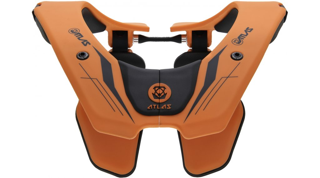 Atlas Tyke Brace Nackenschutz Gr. unisze orange Mod. 2020
