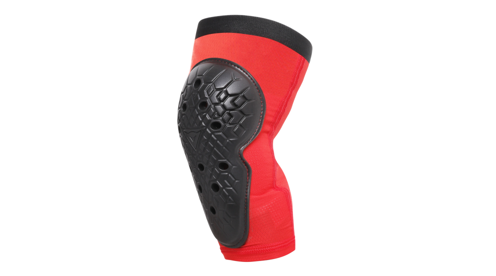 Dainese Scarabeo Knieprotektor Kinder Gr. S black/red