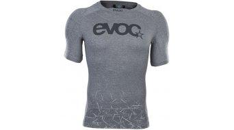 EVOC Enduro Protektorenshirt kurzarm carbon grey