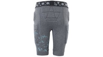 EVOC Crash Pants Protektorenhose Kinder kurz Gr. S carbon grey