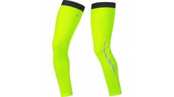 GORE Bike Wear Visibility perneras Thermo tamaño M color neón amarillo