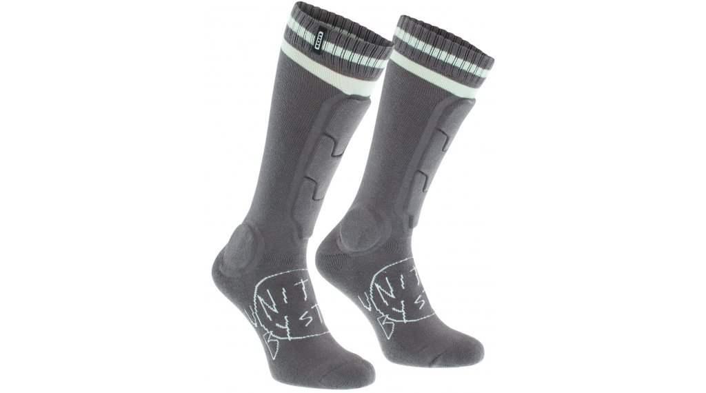 ION BD-Socks 2.0 protectores calcetines tamaño 35-38 shallow verde