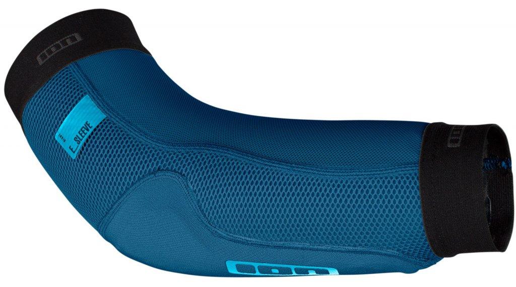 ION E-Sleeve Ellenbogenprotektor Gr. L ocean blue Mod. 2020