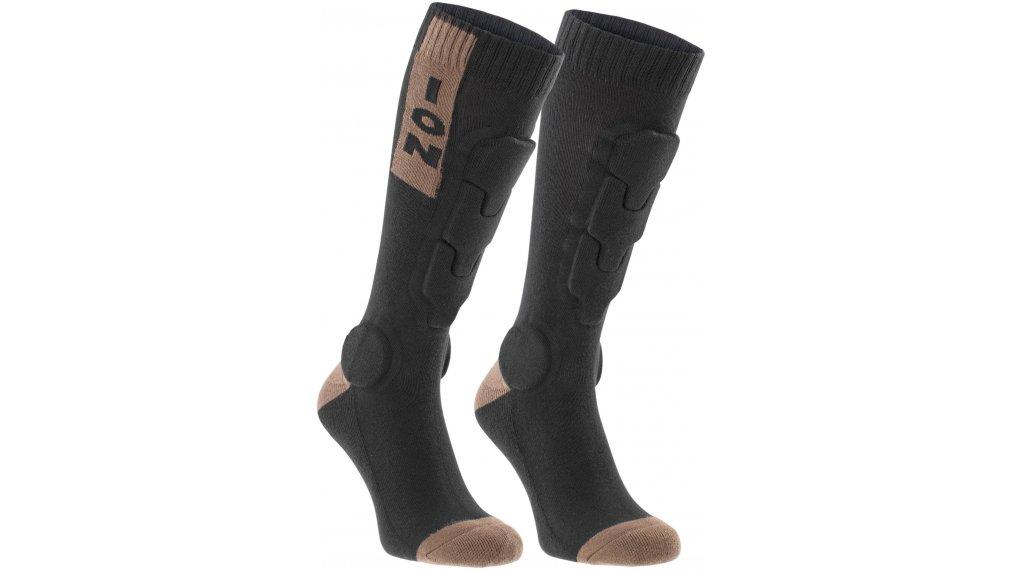 ION BD-Socks 2.0 protectores calcetines tamaño 35-38 mud marrón