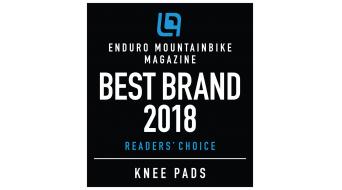ION K-Lite Zip protector de rodilla tamaño S negro Mod. 2018