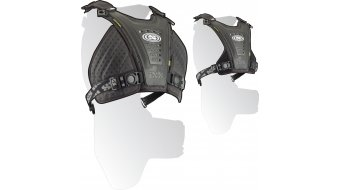 iXS Cleaver torace kit mis. Unisizesize nero