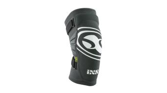 iXS Carve Evo protector de rodilla niños-Knieschoner grey
