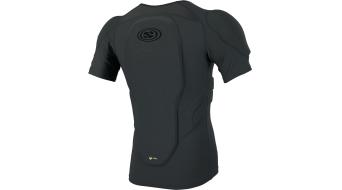 iXS Carve Protektorenshirt kurzarm grey