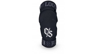 Loose Riders C/S knee protection black/white