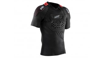 Leatt Airflex Stealth chest- and backprotektor shirt black