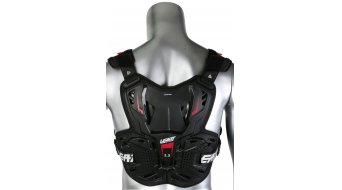 Leatt Chest Protector 2.5 Brustprotektor Gr. unisize black/red