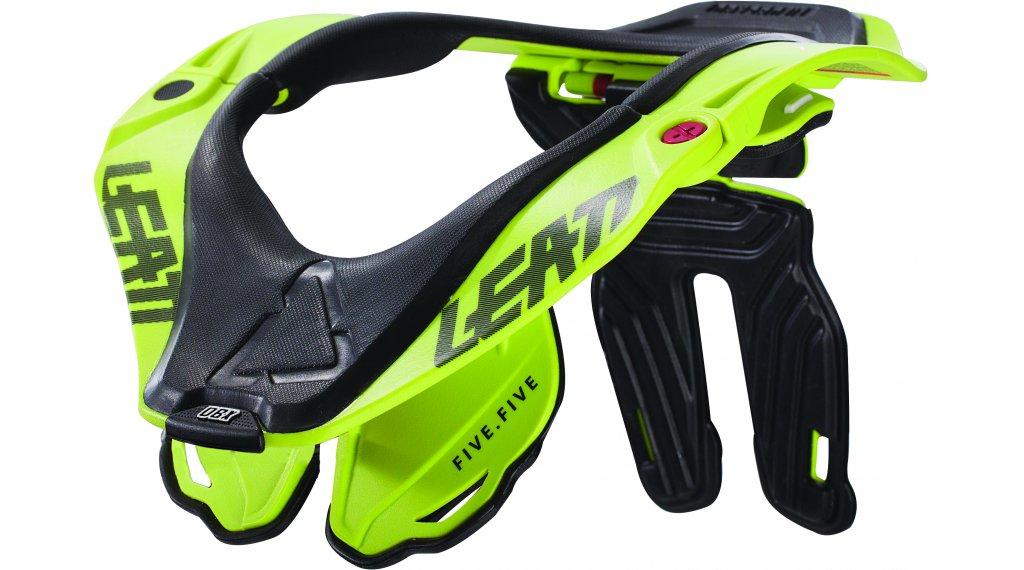 Leatt DBX 5.5 Neck Brace 颈部保护 型号 S/M 青柠色 款型 2020