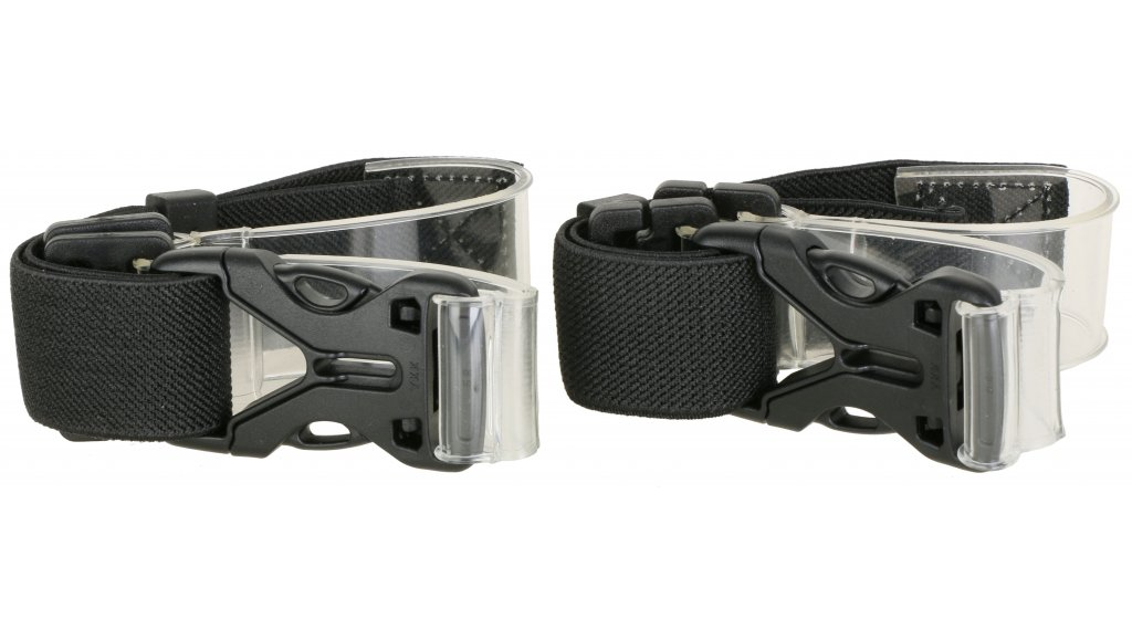 Leatt Strap Pack for DBX/GPX unisize clear