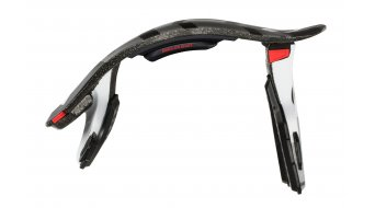 Leatt DBX 3.5 Neck Brace 颈部保护 型号 S/M fuel/black 款型 2020