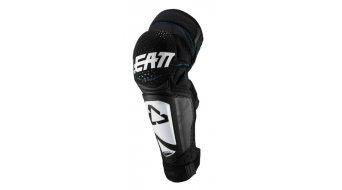 Leatt 3DF Hybrid EXT 膝骨/-胫骨protektor 型号 S/M white/black 款型 2020