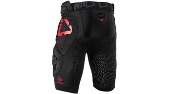 Leatt DBX 5.0 3DF Impact 骑行保护裤 短 型号 S black 款型 2020