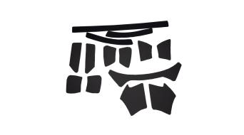 Moveo pièce de rechange rembourrage Concept kit noir