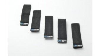 Moveo pieza de recambio Strap Kit para chaquetas negro(-a)